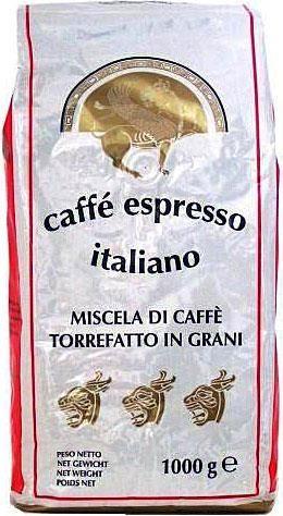 Caffé Espresso Italiano, Bohnen, 1000g, Columbia