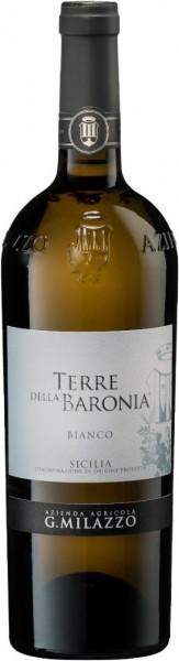 Terre della Baronia Bianco Sicilia DOP - 2020 - Milazzo