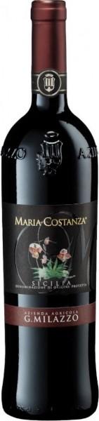 Maria Costanza Sicilia Rosso DOP - 2017 - Milazzo