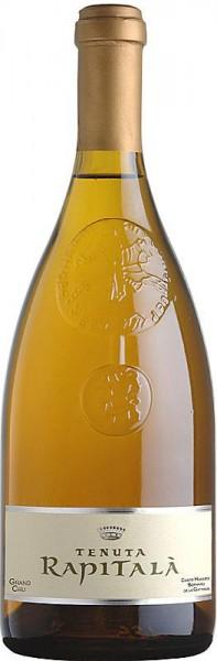 Sicilia Chardonnay IGT Conte Hugues Bernard de la Gatnais - 2019 - Rapitala