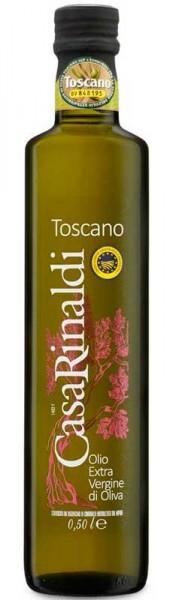 Toscana Olio Extra Vergine di Oliva IGP, 500 ml, Rinaldi