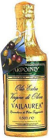 Ardoino Olio Extra Vergine di Oliva, Vallaurea, 500 ml, Isnardi