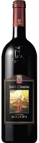 Brunello Di Montalcino DOCG - 2016 - Castello Banfi