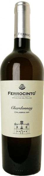 Chardonnay Calabria IGP - 2020 - Ferrocinto