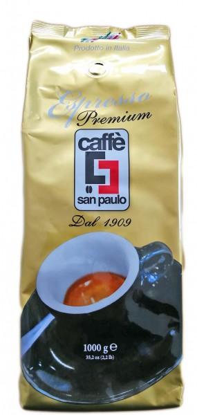 Caffé Sanpaulo Oro, 1000g, Bohnen