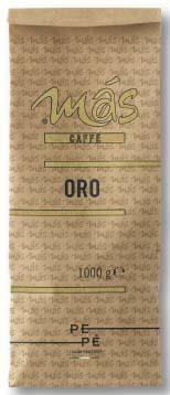 Caffé Mas Oro - Gold, Espresso Bohnen, 1000g, Pepecaffe-Linie