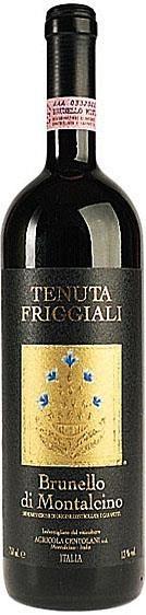 Brunello di Montalcino DOCG Tenuta Friggiali - 2011 - Centolani