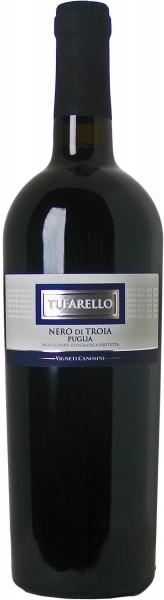 Tufarello Nero di Troia Puglia IGT - 2019 - Vigneti Canosini