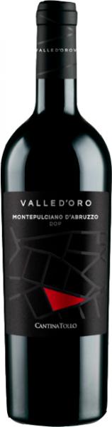 Valle d'Oro Montepulciano d'Abruzzo DOP - 2018 - Tollo