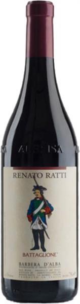 Battaglione Barbera d`Alba DOC - 2019 - Ratti, Renato