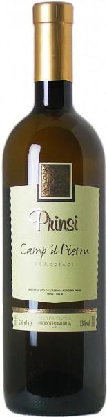Sauvignon Camp d' Pietru (streng limitert) - 2016- Prinsi